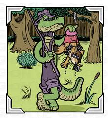 Gon' E-Choo! Strip 133 (www.gonechoo.com)