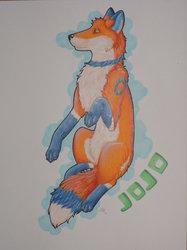 JoJo Traditional Feral - by lumina-leoana