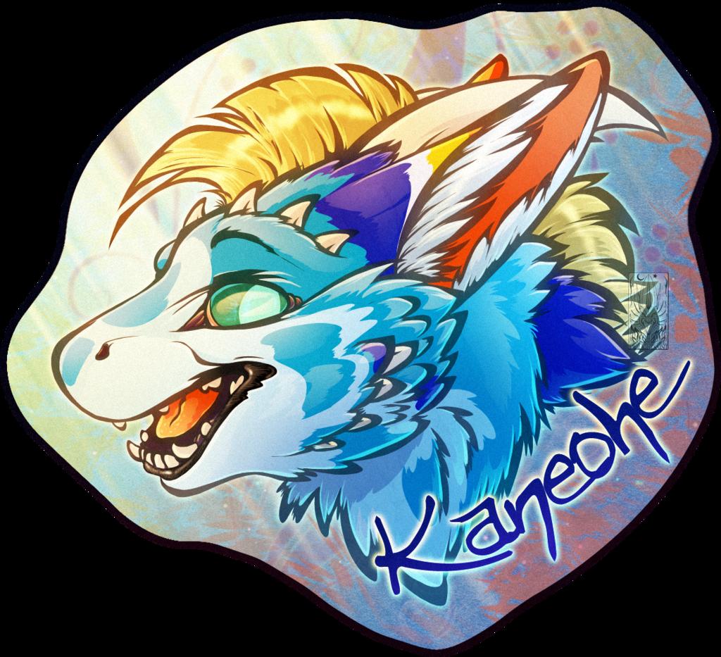 Personal - Kaneohe Toony Badge