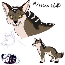 Critter Clash - Wolf Creature - Concept Art