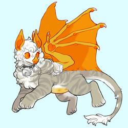 Bat Gryphon