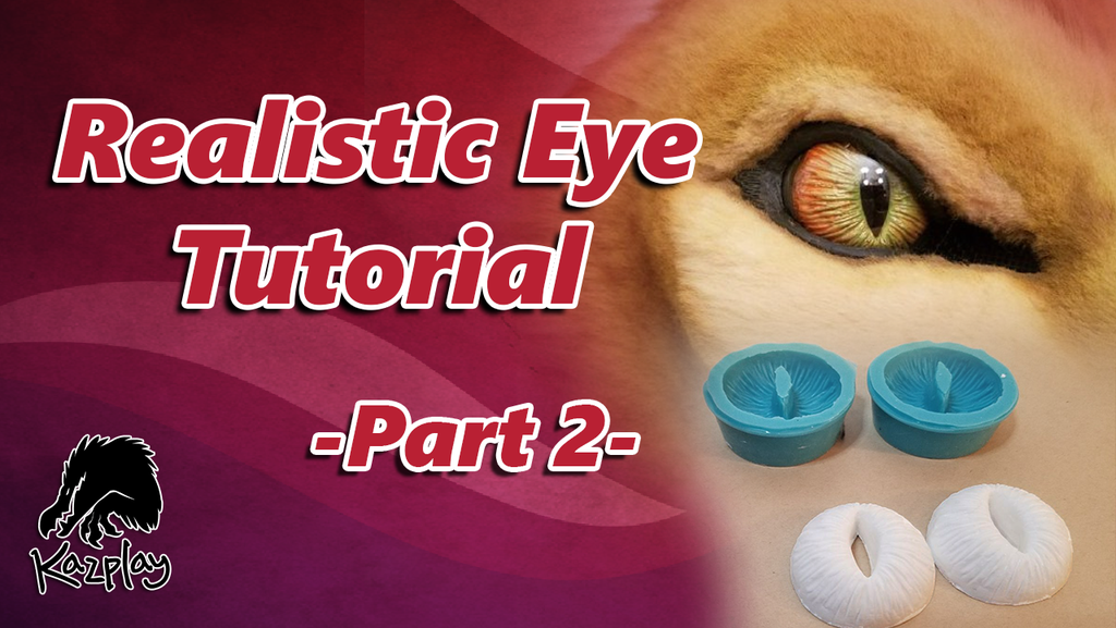 Most recent image: Eye tutorial Part 2 How to make a mold and cast