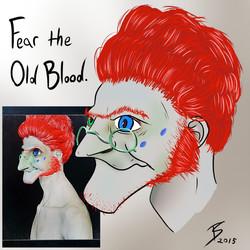 Bloodborne: Face Art [Gift]