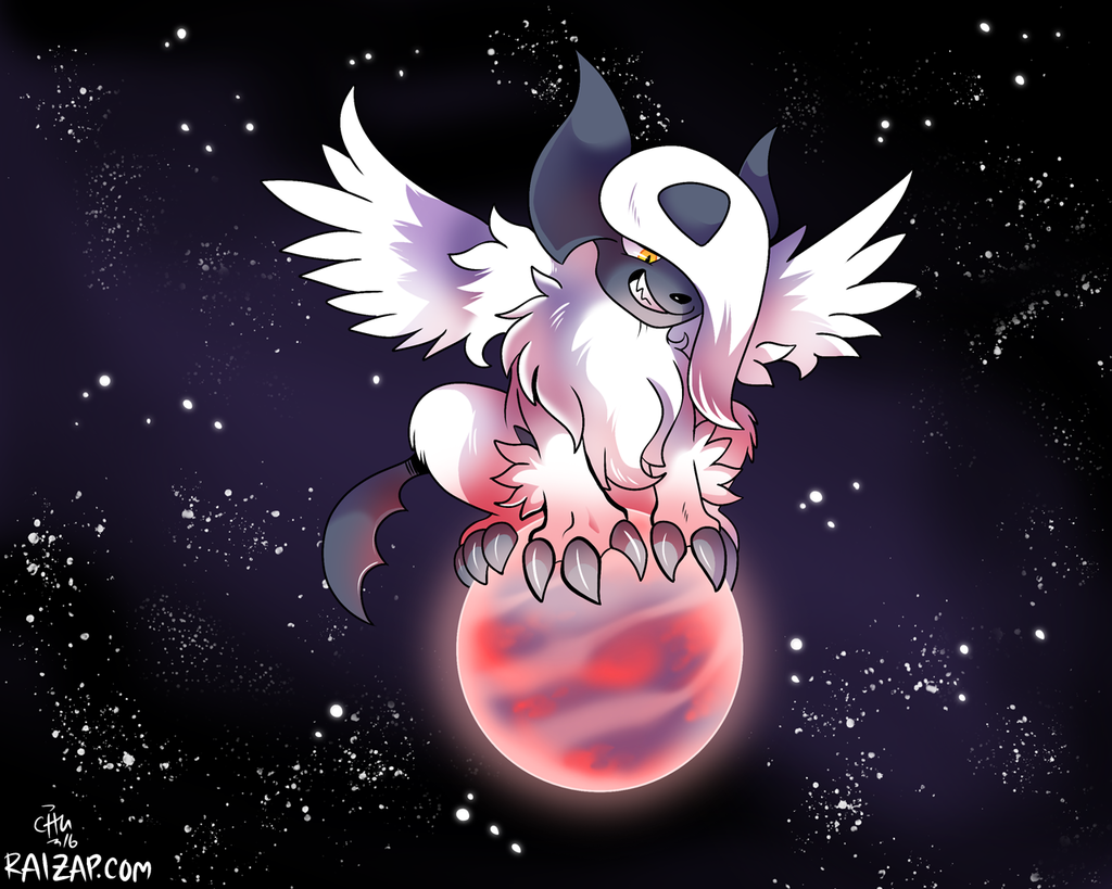 Planet-Sized Mega Absol
