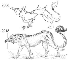 Vultr Redesign 2006-2018 Comparison