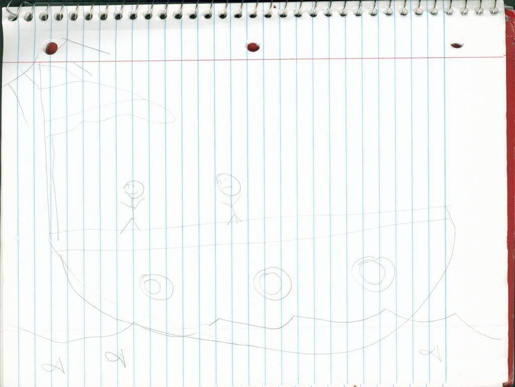 SKETCH Lacie's doodle July Vacay 2015
