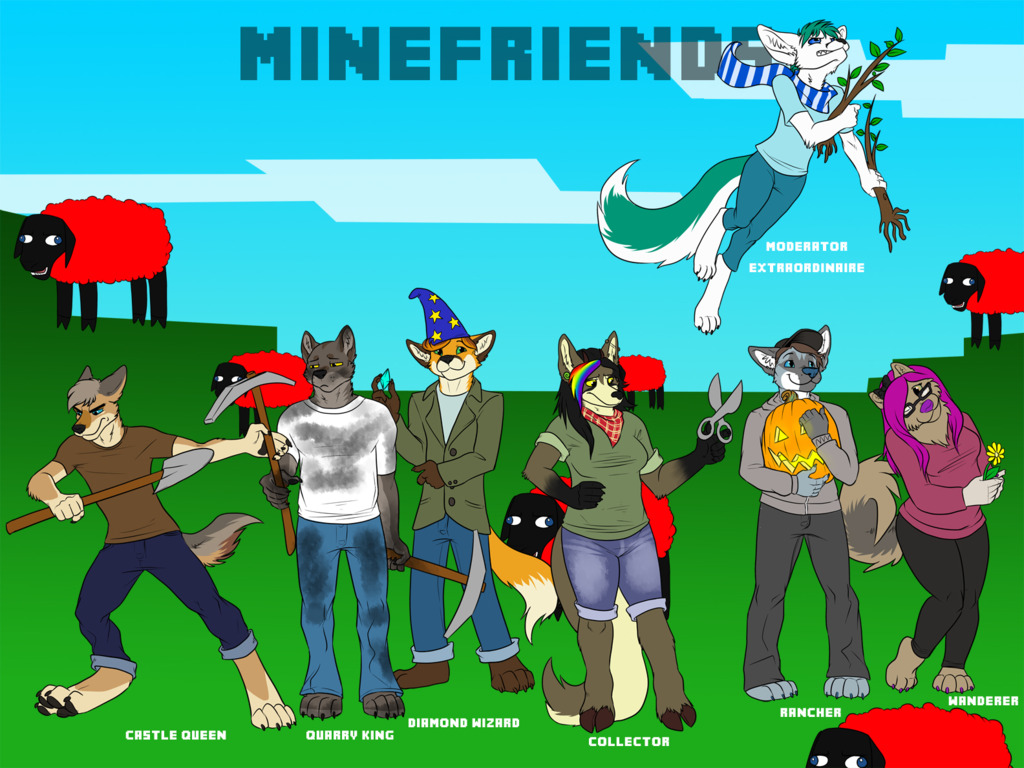 Minefriends