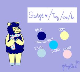 [OC Ref] Starlight