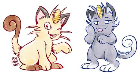Double Meowth