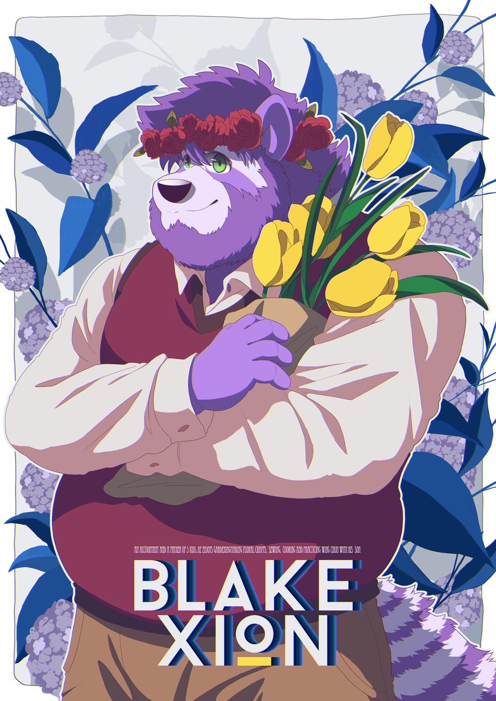 BLAKE XION