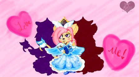 Queen/Princess Sherry Redesign Challenge