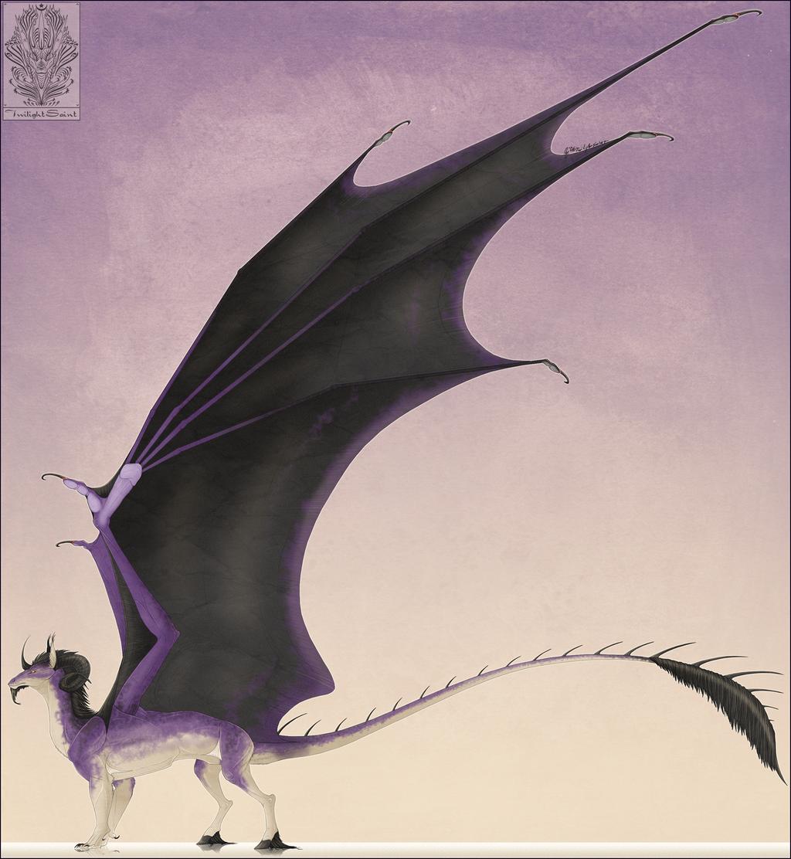 Design Comish - Kirin Dragon