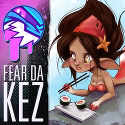 CREATURE | Pepper Mermaid (RockyHardwood) | FDK