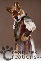 Regal Brown Wolf