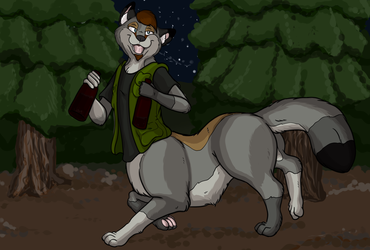 Night of the Drunk Taur: Part 1