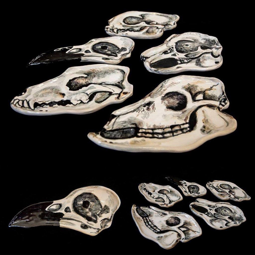 Most recent image: Skull Plates