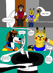 The Ginormous Misadventures (3/31)