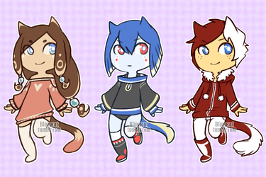 Neko Adopts 1 [SOLD OUT]