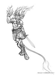 Pyra Armor Test