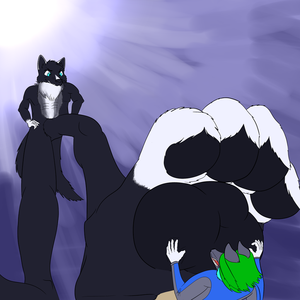 Under Paw [Raffle]