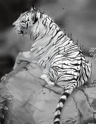 Tiger Inkling