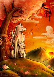 Okami - Our Sunset