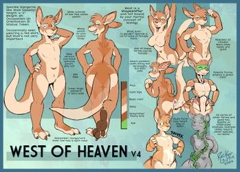West of Heaven v4 charsheet