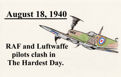 This Day in History: August 18, 1940