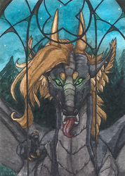 Dragonis ACEO