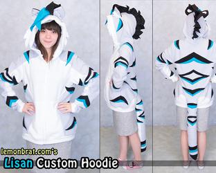 Lisan Custom Hoodie