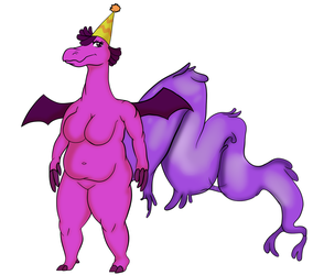 Party Dragonness
