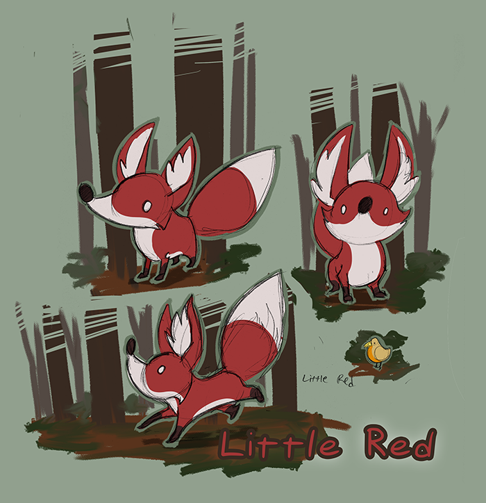 Little Red 01