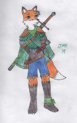 Dana, Skirmisher