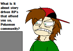 Most recent image: Roleplaying as a trainer...