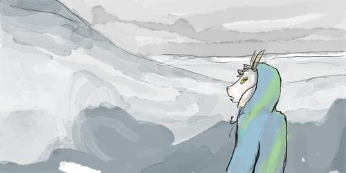 lost goat