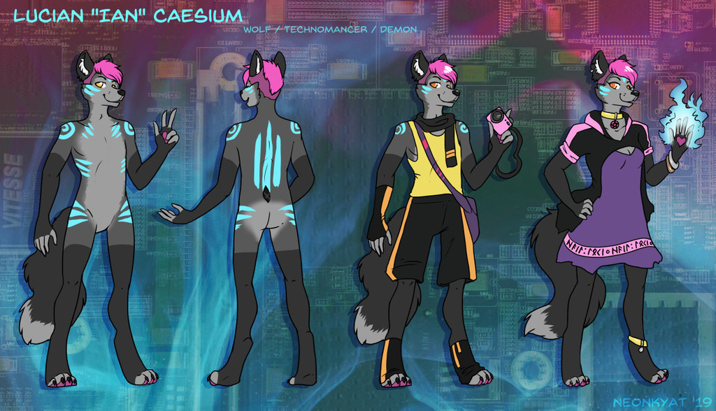 Most recent image: Lucian Ref
