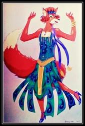 Foxy Flapper Charleston