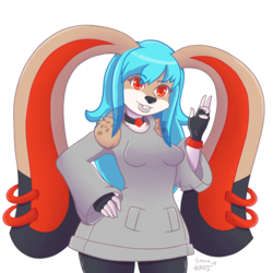 Eva- Bunny Avatar