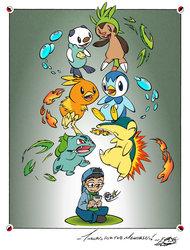 Pokemon 20th Anniversary