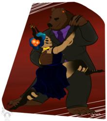 COMMISSION: Tango