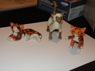 Kitty Sculptures