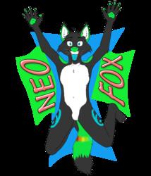 Neo Hazard Badge