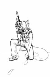 (Commission) Stalking