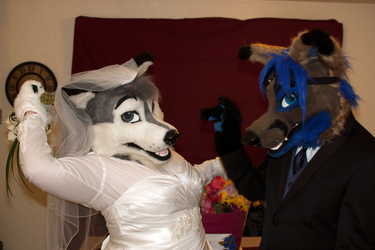 Wedding: Uh...!