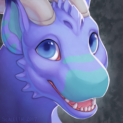 [Commission] Drako Portrait