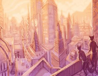 .City Escape.