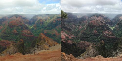 Waimea Canyon (Sony Vs Apple)