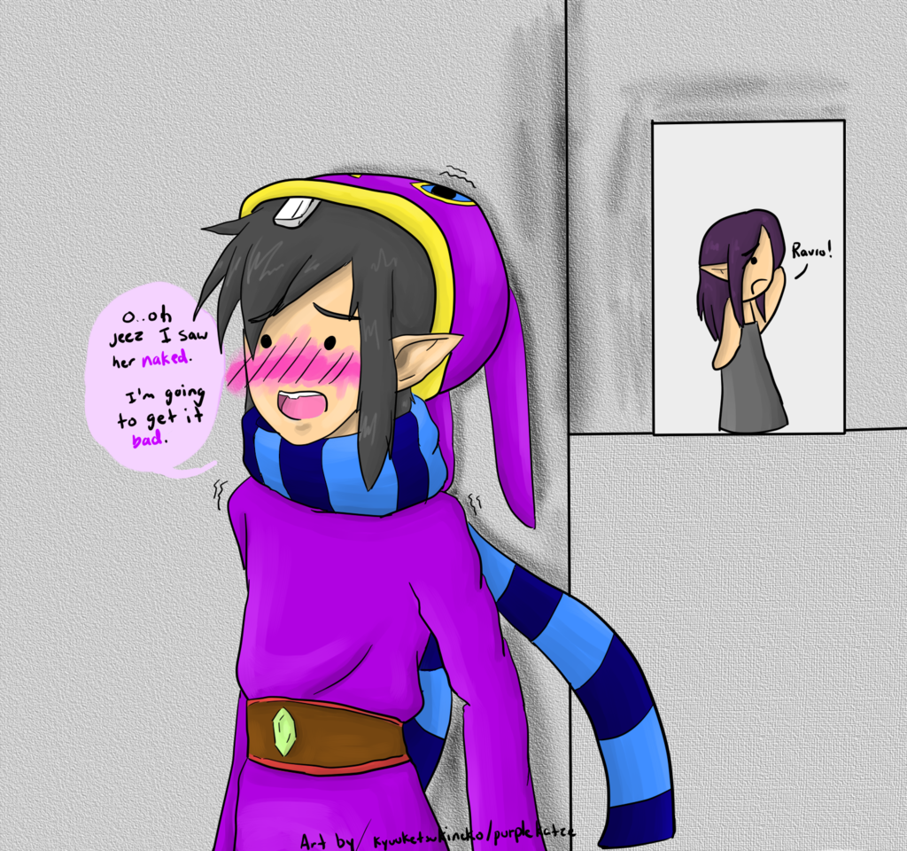 If Ravio saw...(Coloured)