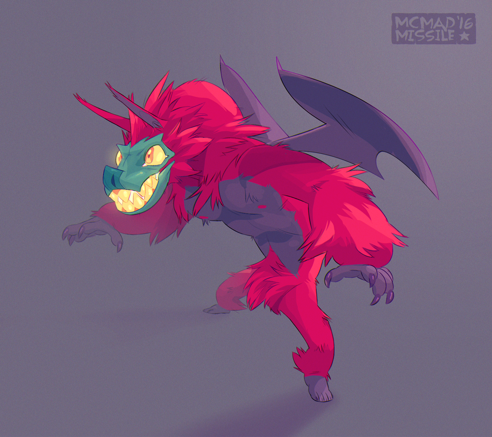 Monsterfy Me 04 [commission]