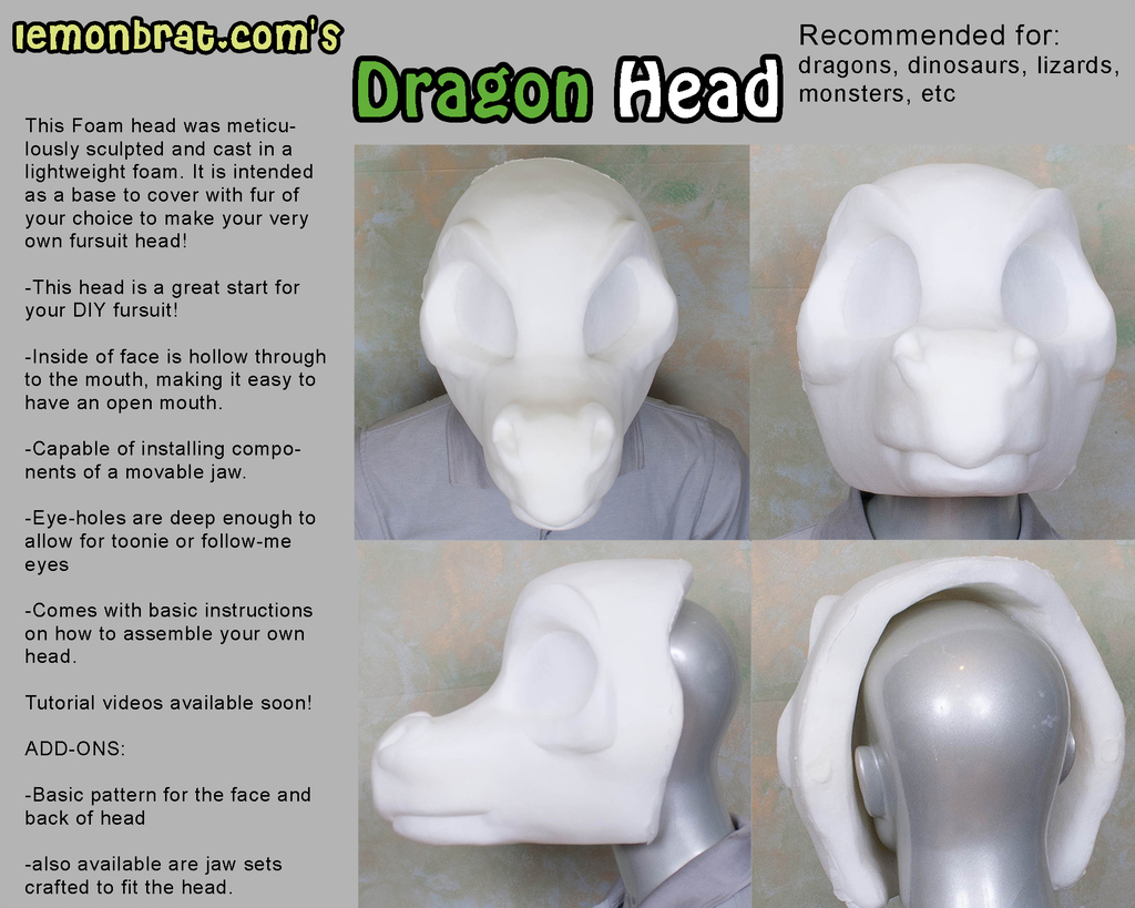 Dragon Head Base
